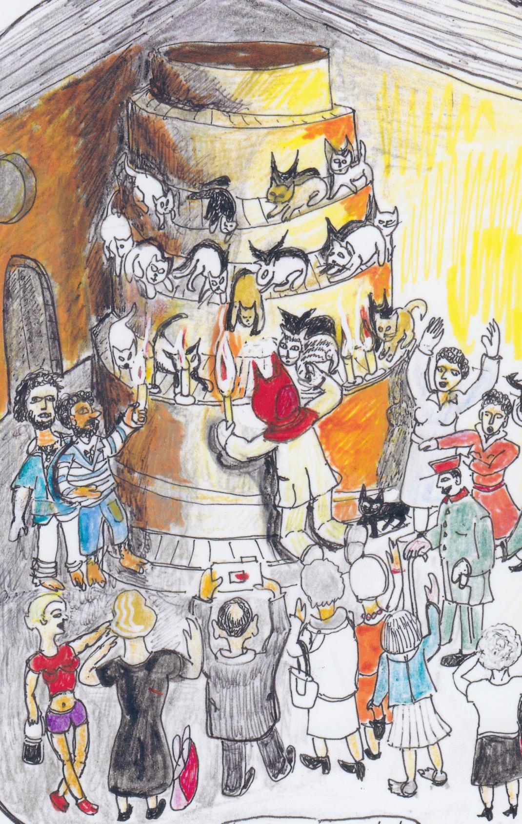 Une expo sur les rêves en hommage à Michel Jouvet